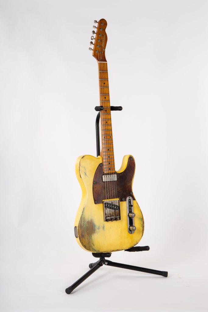 Ashley McBryde's guitar