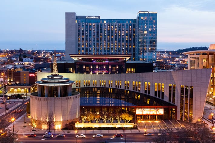 Venue Rental Nashville Tennessee Country Music Hall Of Fame