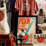 Hatch Show Print Store