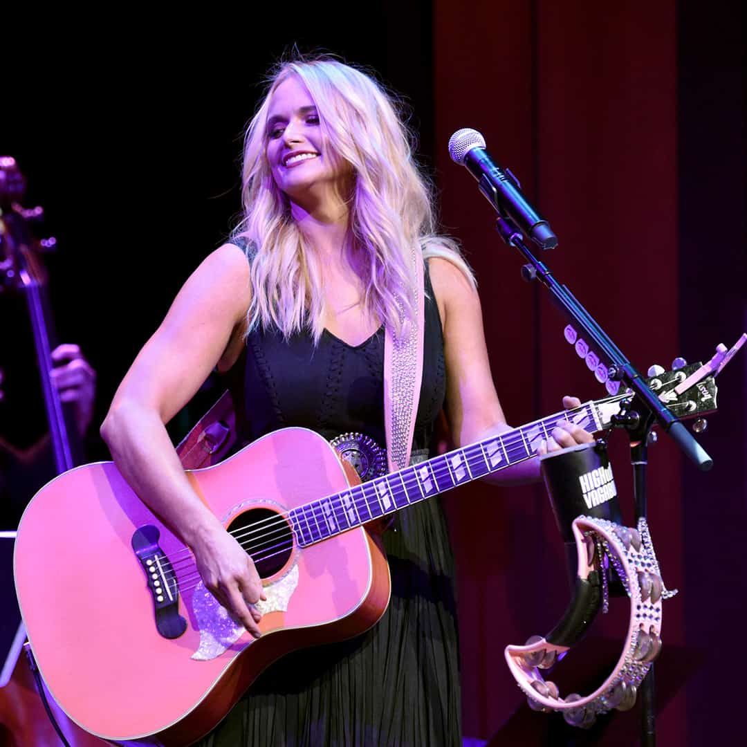 NASHVILLE, TN - SEPTEMBER 26:  Artist in residence Miranda Lambert performs onstage for a second sold-out show at the Country Music Hall of Fame and Museum on September 26, 2018 in Nashville, Tennessee.  (Photo by John Shearer/Getty Images for Country Music Hall of Fame and Museum)
