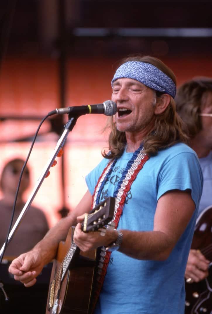 Willie Nelson 1978