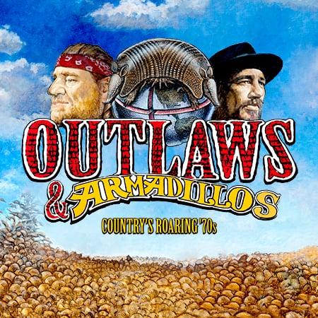 outlaws armadillos