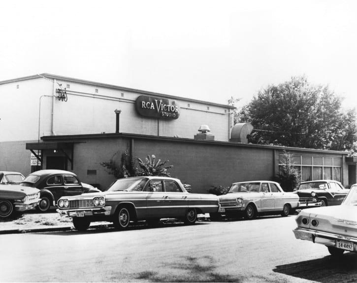 Studio B Historic RCA exterior