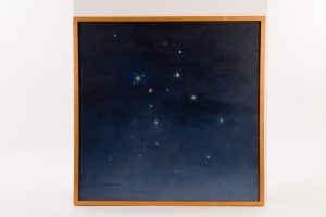 Lesson 2: This painting by Susanna Clark was used as cover art for Willie Nelson's album Stardust in 1978.