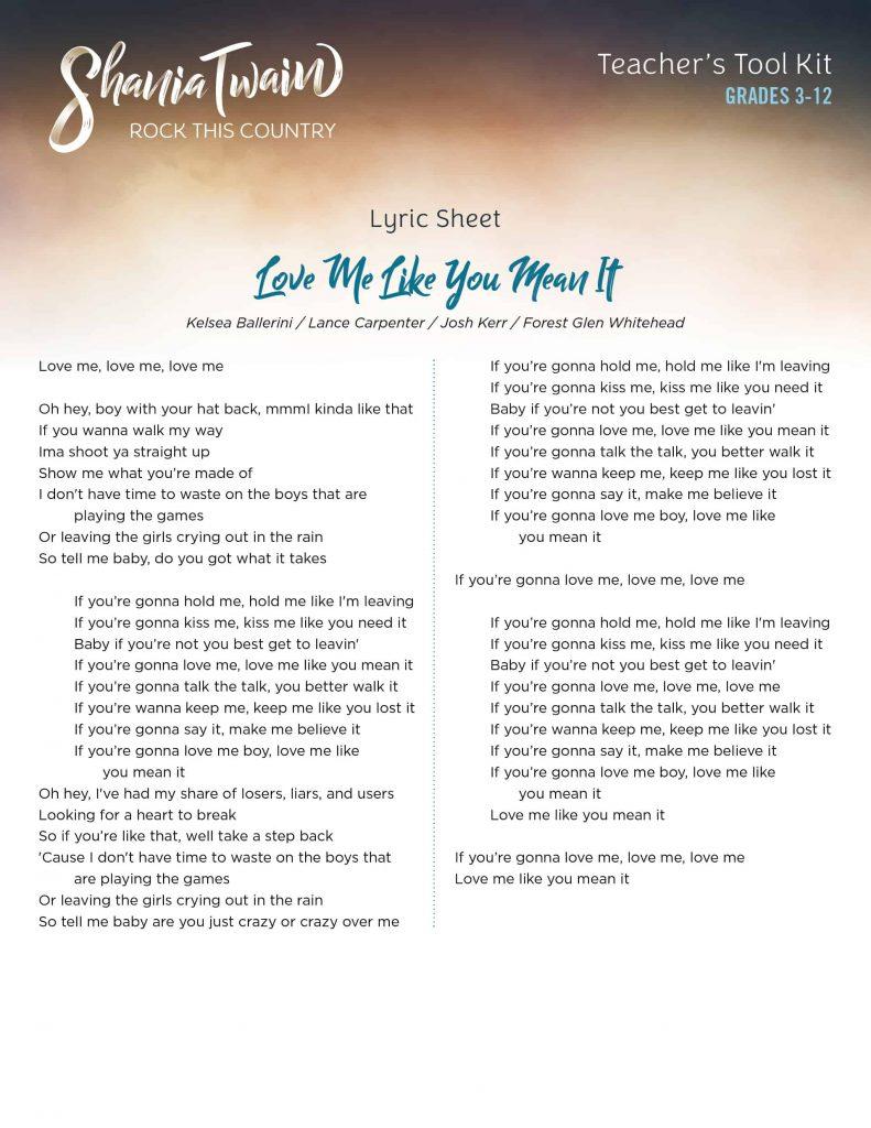 Lyrics_LoveMeLikeYouMeanIt