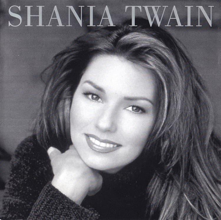 Shania Twain's 1993 album Shania Twain.