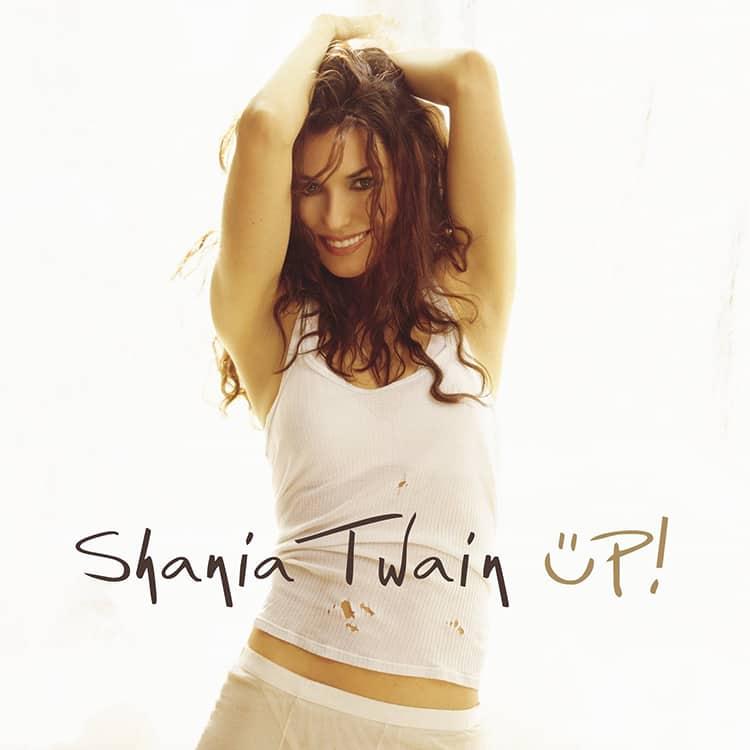 Shania Twain's 2002 album Up!