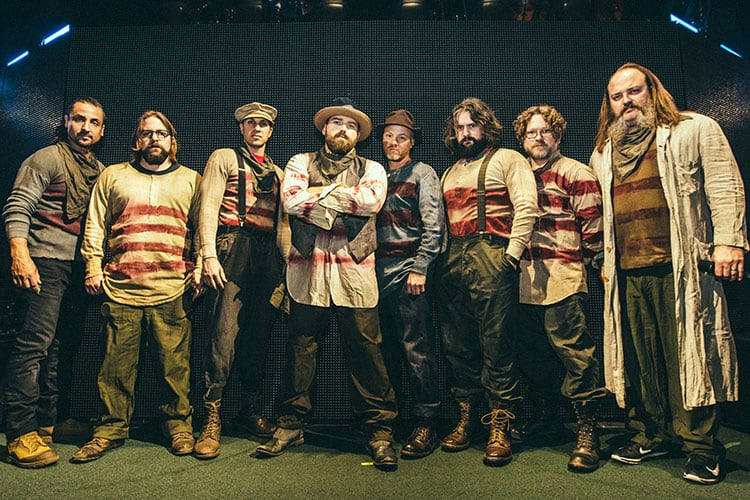 Zac Brown Band, April 28, 2015, Tupelo, Mississippi