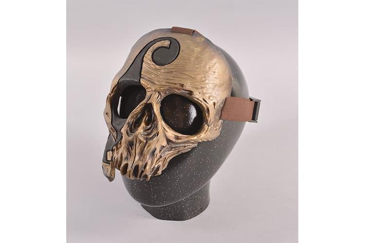 Mask worn by Jimmy De Martini