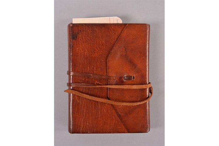 Zac Brown journal