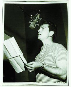 Lesson 4: Willie Nelson recording in a Nashville studio.