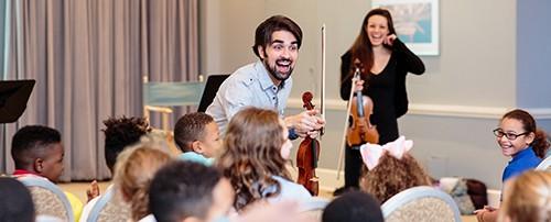 Fiddle Violin 2019