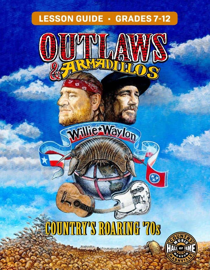 Outlaws & Armadillos Grades 7-12
