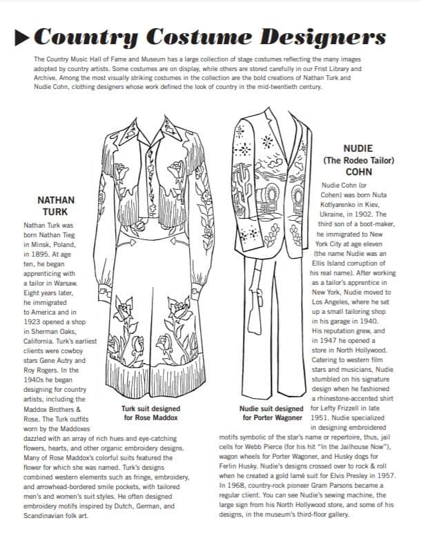 Country Costume Designers