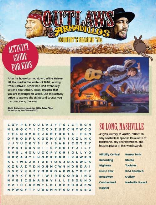 Outlaws and Armadillos Activity Guide thumbnail