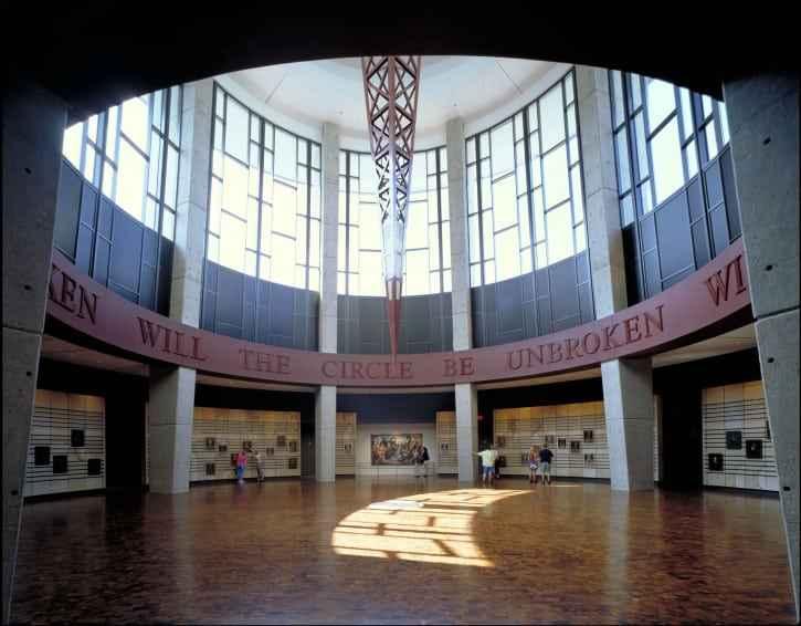 CMHOF-Rotunda