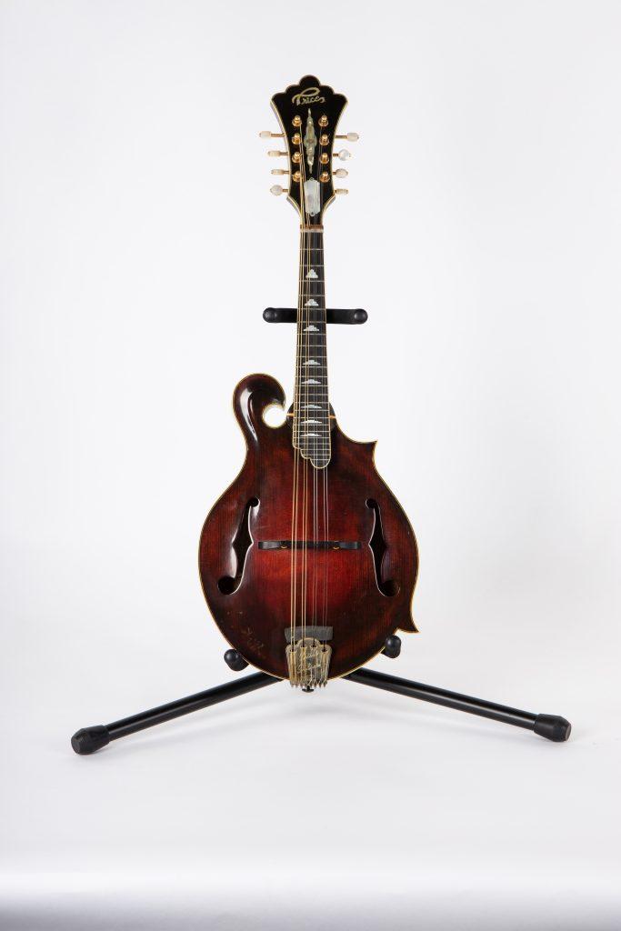 Sister Sadie (Tina Adair) mandolin