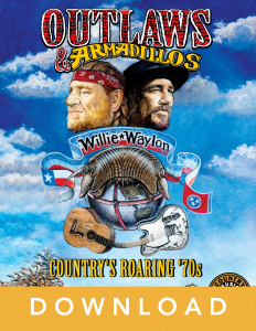 Outlaws and Armadillos lesson guide cover