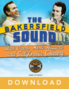 Bakersfield sound lesson guide cover art