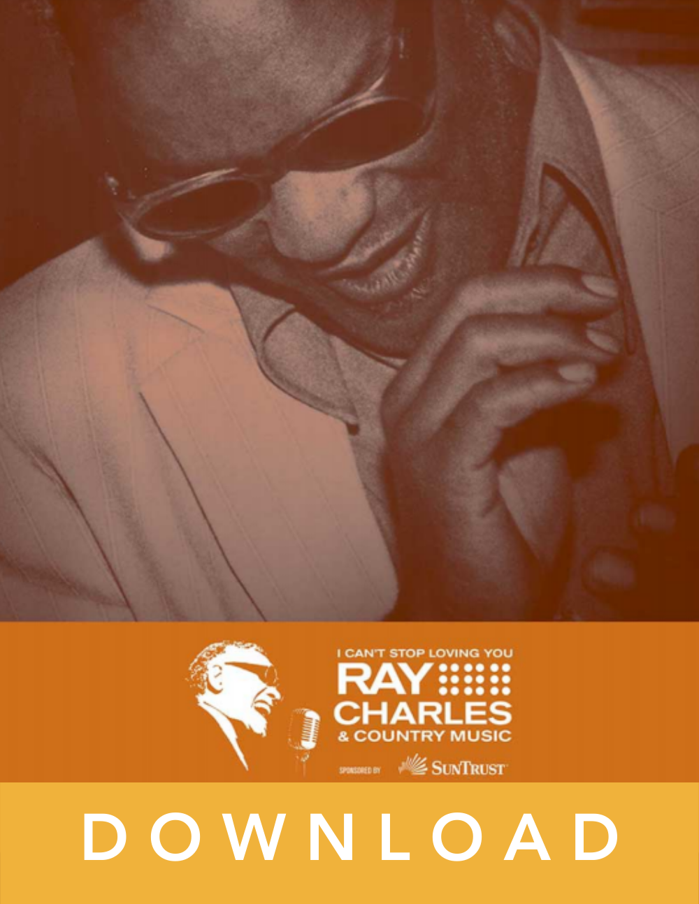 Ray Charles lesson guide cover art