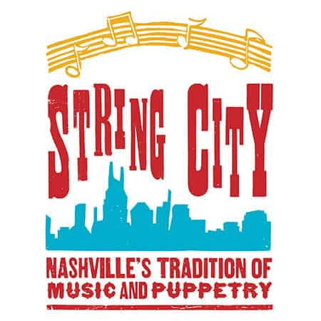String City poster from hatch show print
