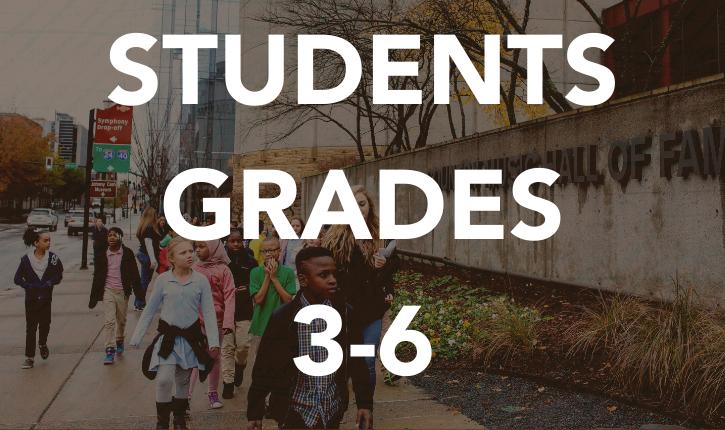 Students grades 3-6