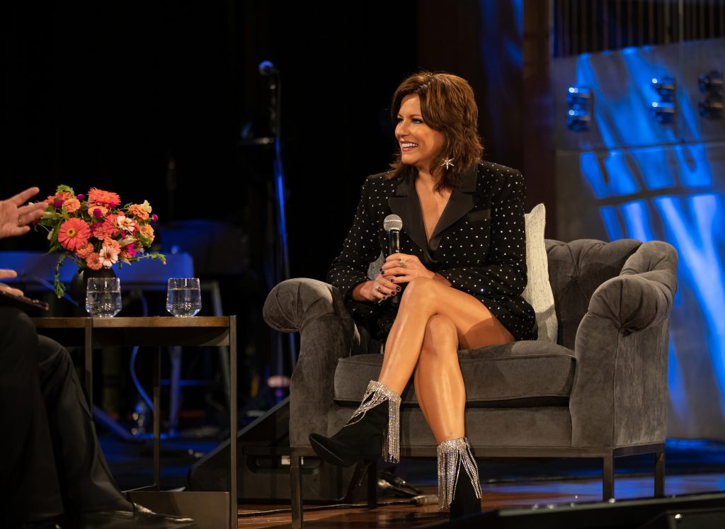 Martina McBride Conversation and Performance
